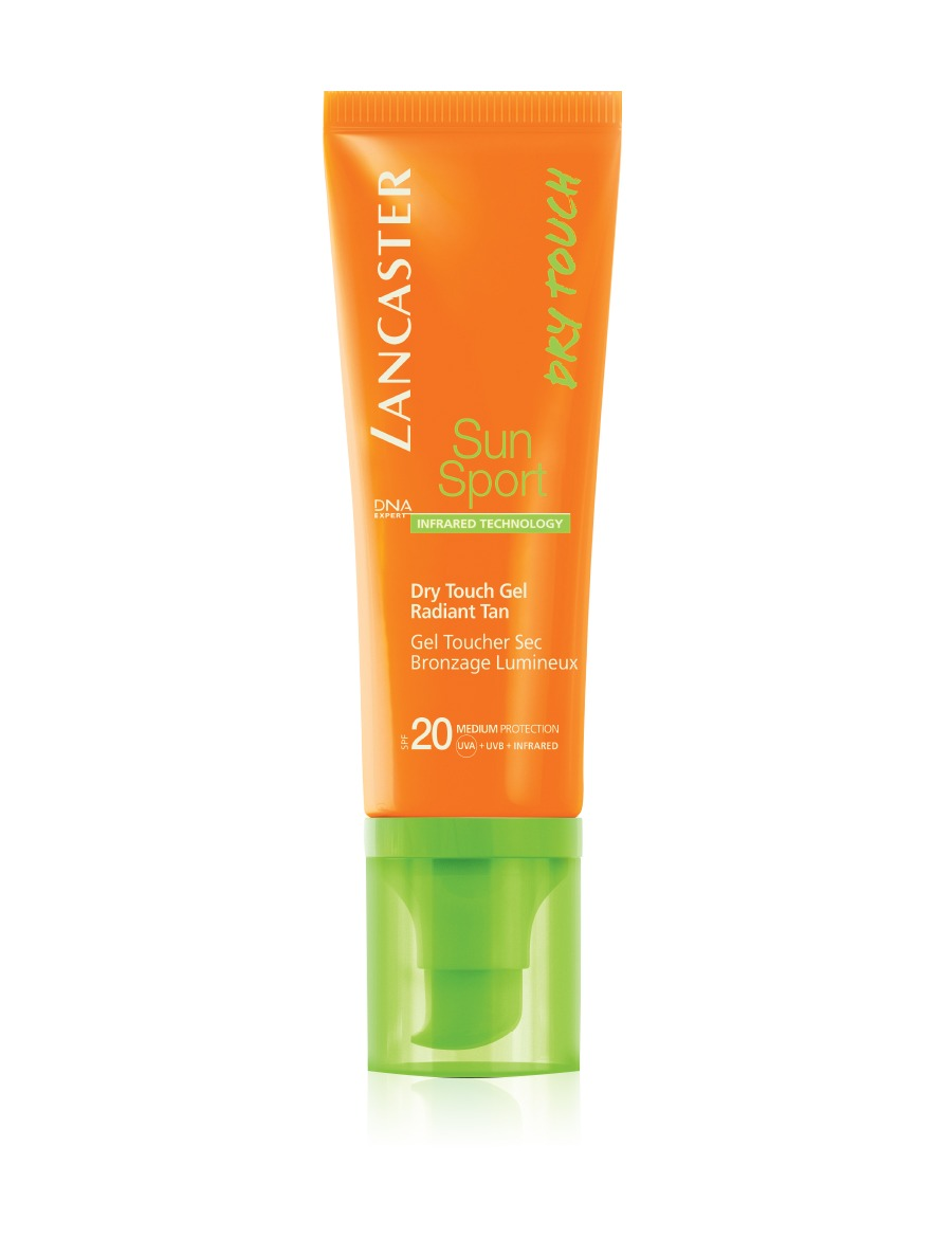 Lancaster Sun Sport Dry Touch Gel Radiant Tan