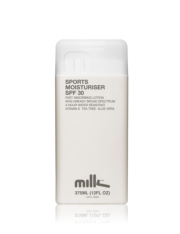 Milk & Co. Sports Moisturiser